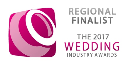 Wedding Industry Award Regional Finalist